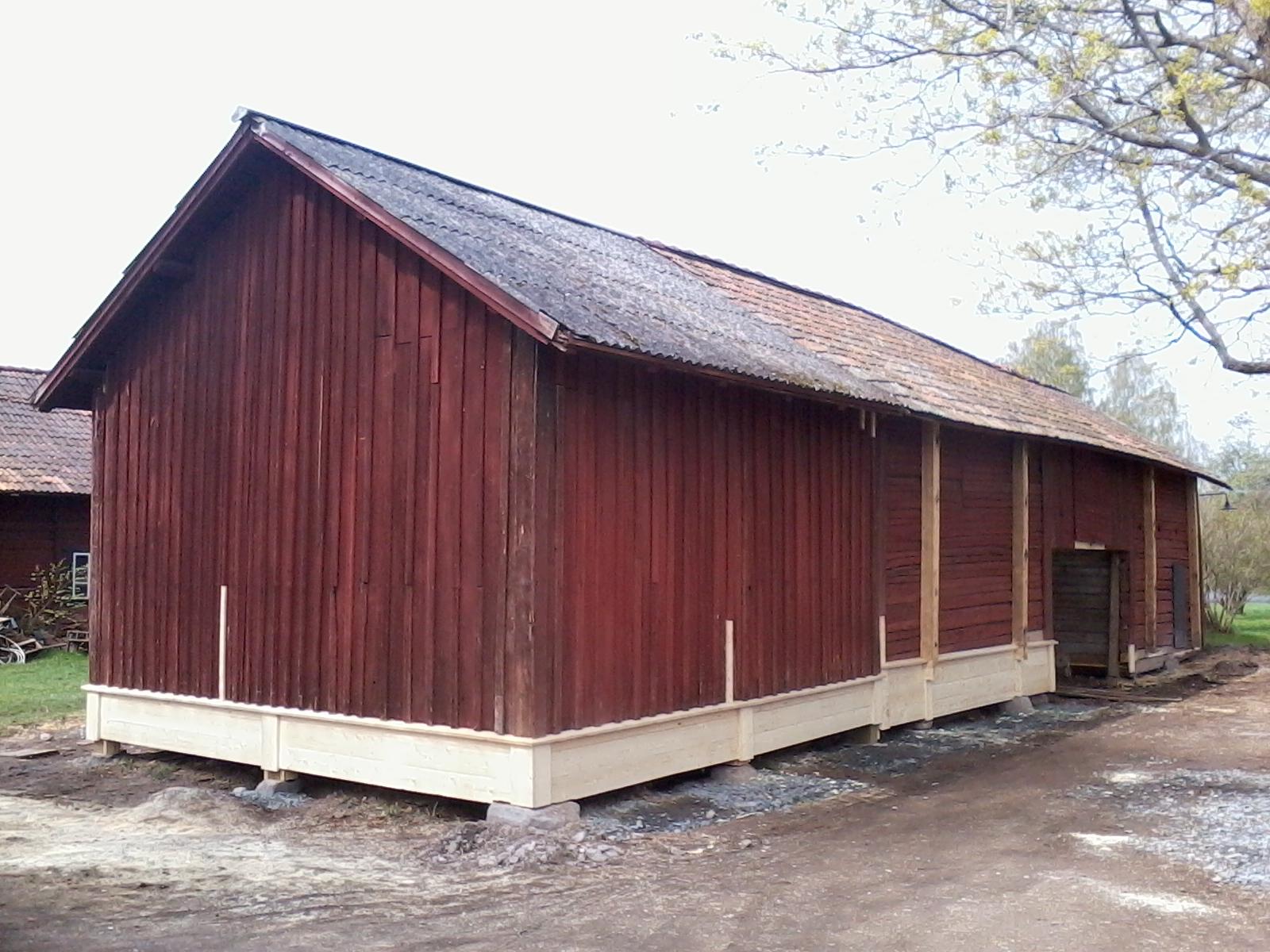 renovera gamla hus